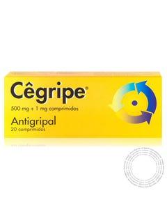 Cêgripe (1mg+500mg) 20 Comprimidos