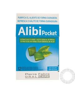 Elgydium Alibi 12 Pastilhas