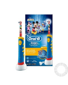 Oral-B Stages Power Escova Eléctrica Mickey