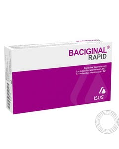 Baciginal Rapid 14 Cápsulas Vaginais