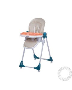 Safety 1st Cadeira de Papa Kiwi Natural Wood