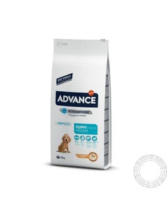 Advance Cão Medium Puppy Frango e Arroz 12KG