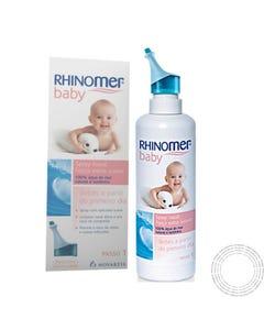 Rhinomer Força 0 Baby Extra Suave Solução Pulverização Nasal 115Ml
