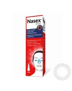Nasex Duo 1+50mg/ml Solução pulv nasal 100ml