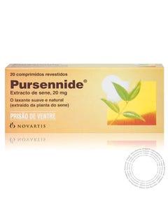 Pursennide (12 mg) 20 comprimidos