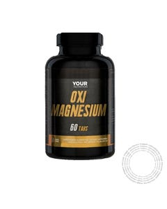Your Nutrition Oxy Magnesium 600mg 60 Comprimidos