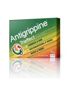 Antigripine Trieffect 20 Comprimidos  Revestidos