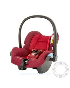 Maxi-Cosi Cadeira Auto Citi Robin Red Gr0+