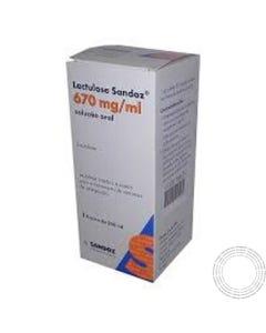 Lactulose Sandoz 670mg/ml 200ml