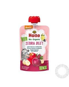 Holle Bio Saqueta Zebra Beet +6m 100G