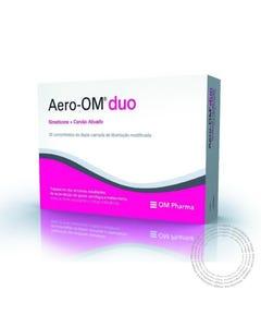 Aero-Om Duo 50+300mg 20 Comprimidos