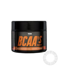 Your Nutrition BCAA'S 4:1:1 Powder Laranja 300g