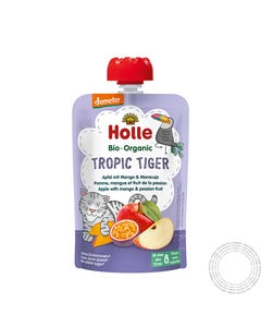 Holle Bio Saqueta Tropic Tiger +8m 100G