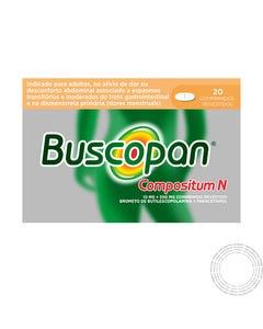 BUSCOPAN COMPOSITUM N 20 COMP. REV.