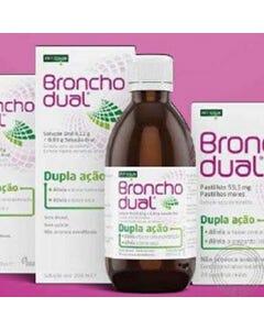 Bronchodual (0.12 g/15 ml + 0.83 g/15 ml) 200 mL solução oral