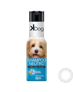 VET SHAMPOO K- DOG TONALIZANTE 500ML