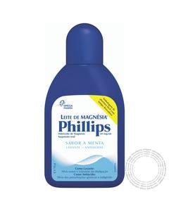 Leite Magnesia Phillips (83mg/ml) 200 ml Solução Oral
