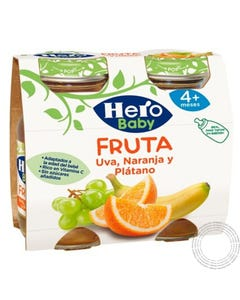 Hero Baby Sumo Frutos Variados 2X130ml