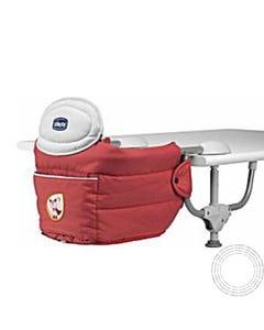 Chicco Cadeira Mesa Journey Vermelha