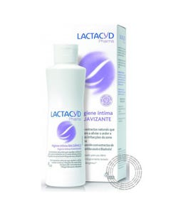 Lactacyd Intimo Suavizante 250 Ml
