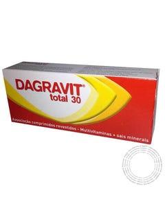 Dagravit Total 30 30 Comprimidos