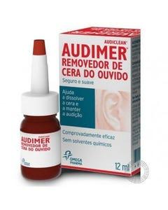 Audimer Removedor de Cera Ouvido 12 ml
