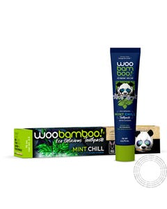 Woobamboo Dentrífico Adulto Mint Chill 75ml