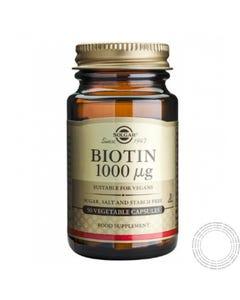 Solgar Biotin 1000G 50 Caps