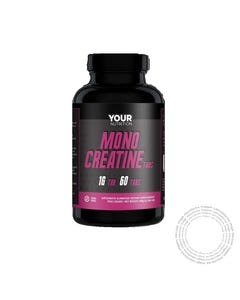 Your Nutrition Creatina Monohidratada Natural 300g