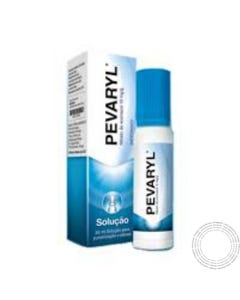 Pevaryl (10 mg/g) 30 ml Solução para Pulverização Cutânea