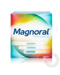 Magnoral (1028.4 mg/10 ml) 20 Ampolas Solução Oral