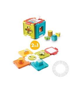 Tiny Love Cubo Puzzle Formas Princess Tales