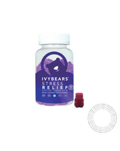Ivy Bears Stress Relief 60 Gomas