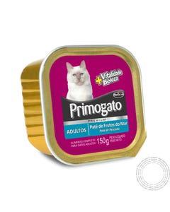Primogato Premium Pate Frutos Mar 150G