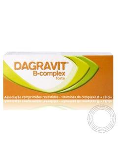 Dagravit B Complex Forte 30 Comprimidos