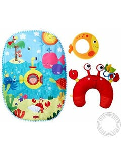 Tiny Love Tapete Tummy Time Under The Sea