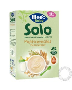 Hero Baby Papa Solo Multicereais 300g