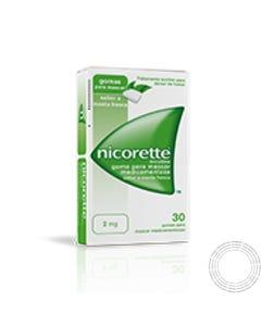 Nicorette (2 mg) 105 gomas
