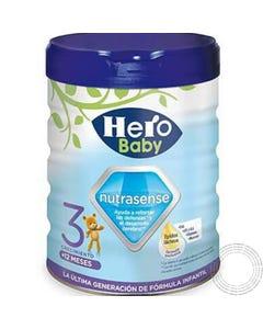 Hero Baby Leite Nutrasense 3 800g