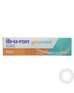 Ib-u-ron Gel Mentol (50 mg/g) 100 g Gel
