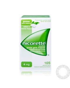 Nicorette (4 mg) 105 gomas